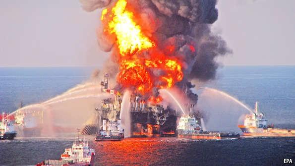 La gestione della tua informatica aziendale potrebbe portarti ad un disastro come quello della Deep Water Horizon.